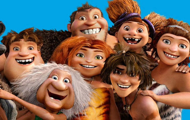 The Croods Sequel Not Moving Forward at DreamWorks Animation