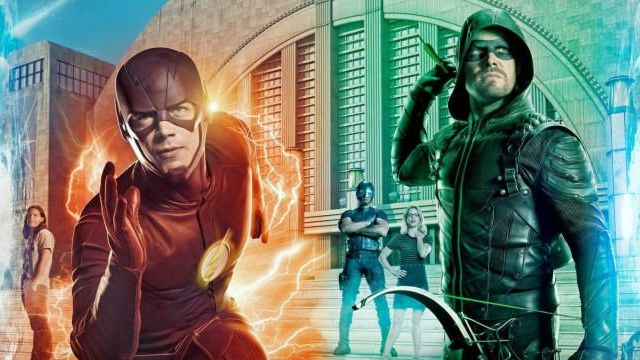 Barry Assembles the Team in Invasion Crossover Clip