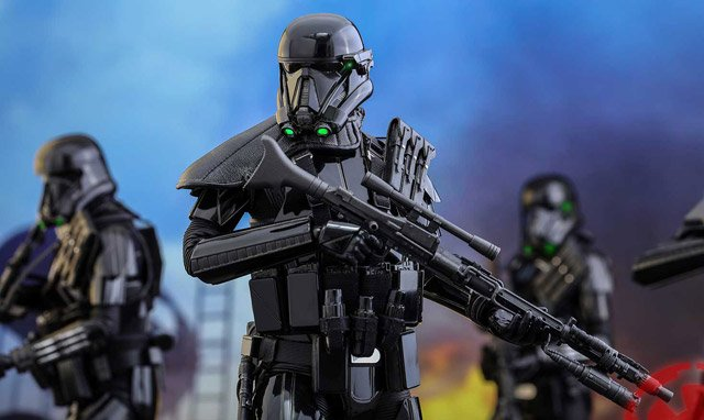 Hot Toys Death Trooper from Rogue One Revealed