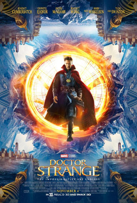 Doctor Strange Review at ComingSoon.net