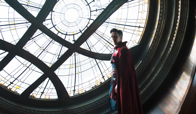 Doctor Strange Adds $103.2 Million Globally This Weekend
