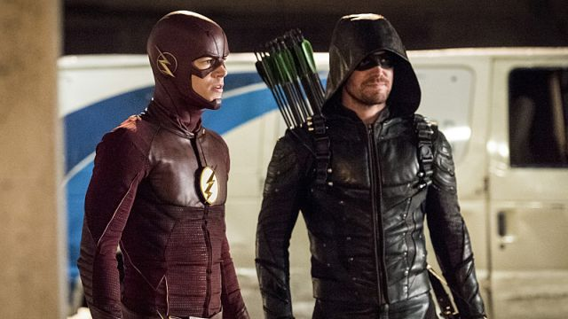 Invasion Continues with The Flash Crossover Promo
