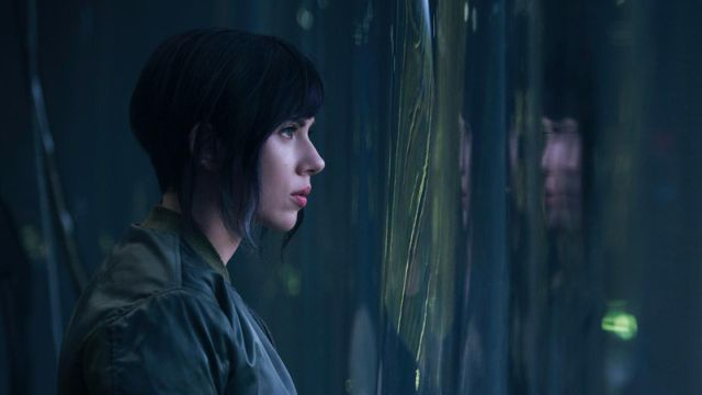 Ghost in the Shell gets two new international posters featuring Scarlett Johansson and the robot geisha