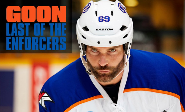 The Puck Drops in the Goon: Last of the Enforcers Trailer