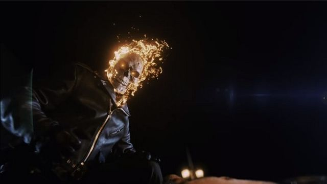Another Ghost Rider Debuts on Marvel's Agents of SHIELD!