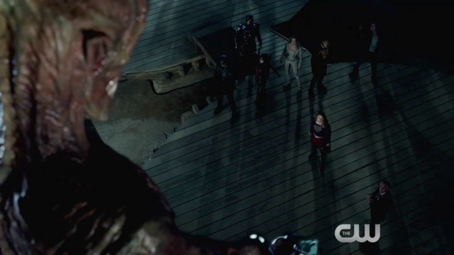The Aliens Have Landed! First Promo for The CW's DC Invasion Crossover