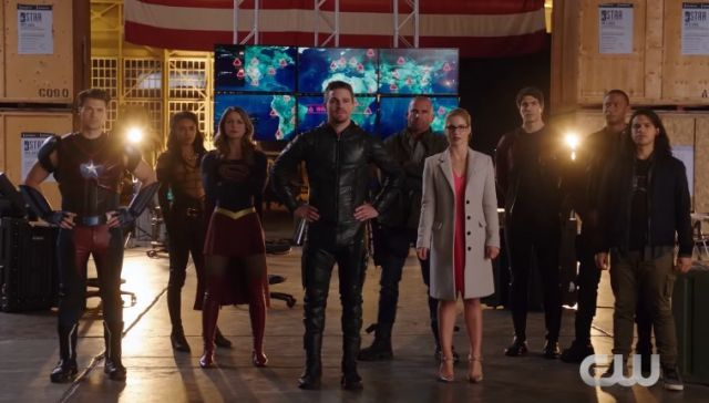 Full Episode Descriptions for The CW's DC Invasion Crossover