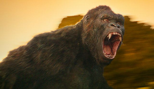 All Hail the King! First Look at Kong: Skull Island's Title Ape