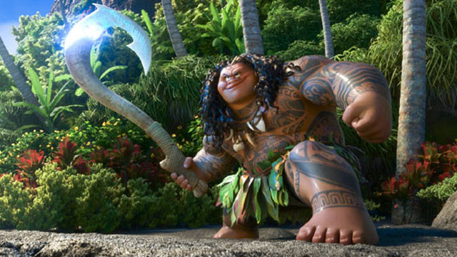 CS sits down with Moana directors Ron Clements and John Musker.
