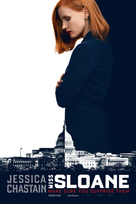 Miss Sloane Review at ComingSoon.net