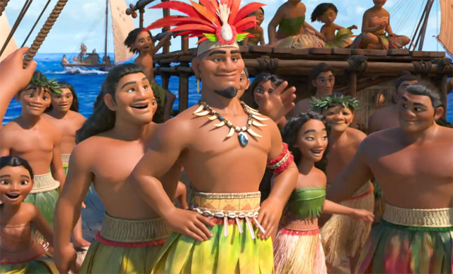 We Know the Way Clip from Moana Released