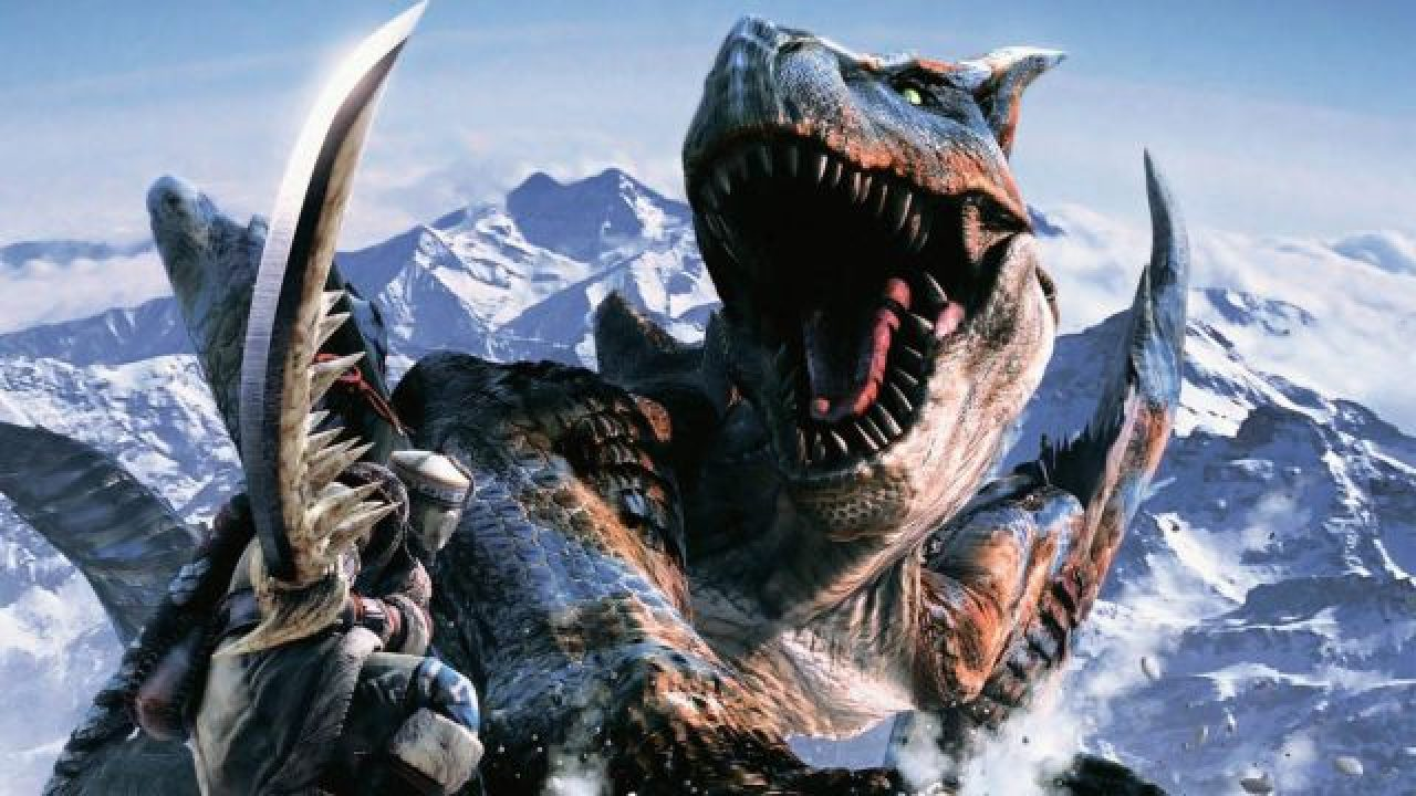 Production Begins On Monster Hunter Movie Comingsoon Net