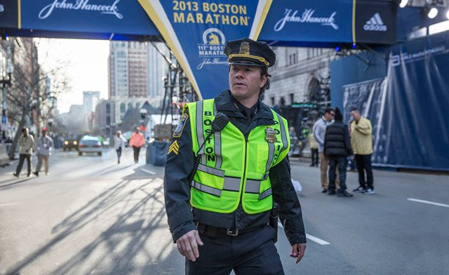 The New Patriots Day Movie Trailer with Mark Wahlberg