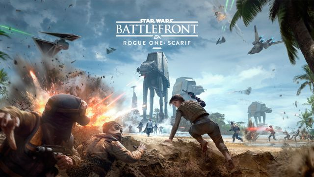 Preview Star Wars Battlefront's Rogue One DLC in New Trailer