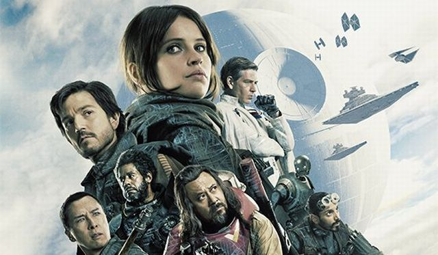 Greetings from the Exotic Locations of Rogue One in New Posters