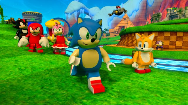 Sonic the Hedgehog Speeds Into LEGO Dimensions in a New Trailer
