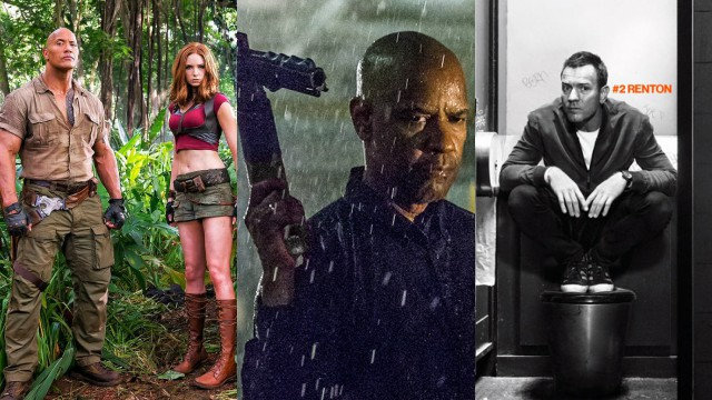 Sony Shifts Release Dates for Jumanji, The Equalizer 2, and More