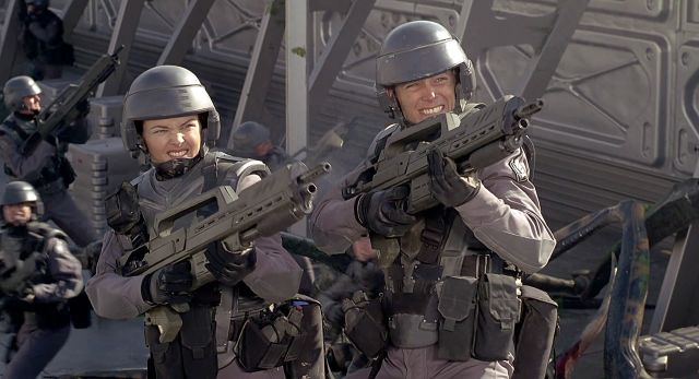 Starship Troopers Reboot Enlists Baywatch/Friday the 13th Writers