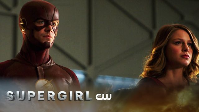 Heroes vs Aliens Teased in the Supergirl Crossover Promo