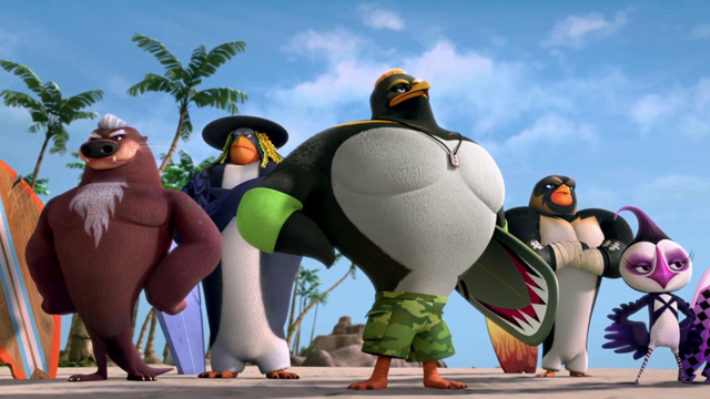 Surf's Up 2: Wavemania Trailer - Coming to DVD and Digital