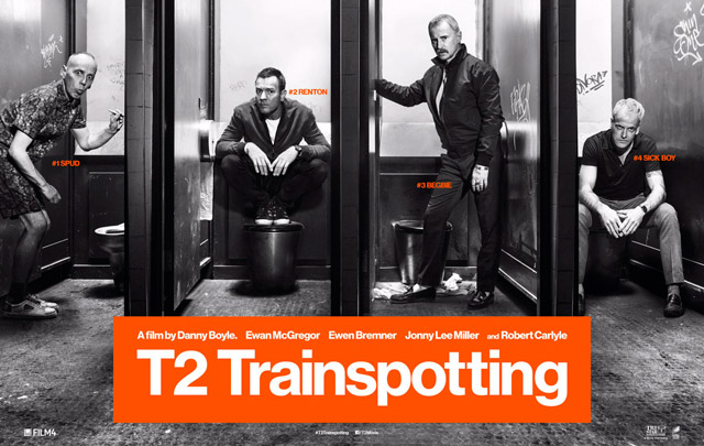 The T2 Trainspotting Trailer and Poster are Here!
