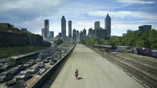 From Comics to Screen: Visual References The Walking Dead Season One