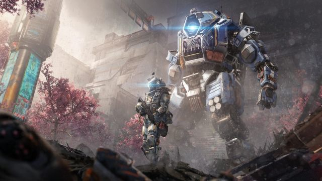 First Titanfall 2 DLC Revealed: Angel City's Most Wanted
