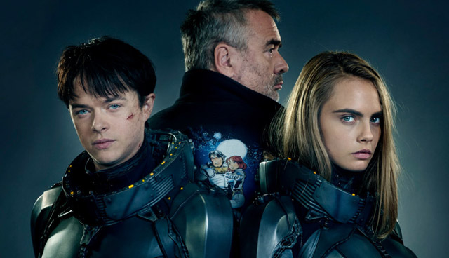 Luc Besson Shares Valerian teaser. What do you think of the Valerian teaser?