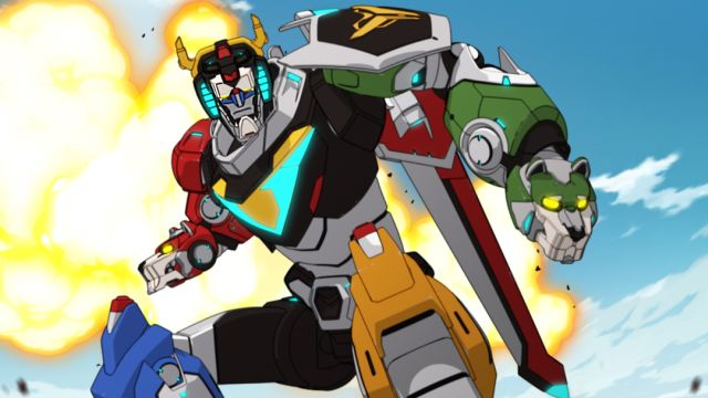 Universal Developing Live-Action Voltron with Watchmen Screenwriter