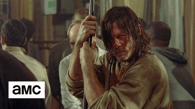 First Look at The Walking Dead Episode 707