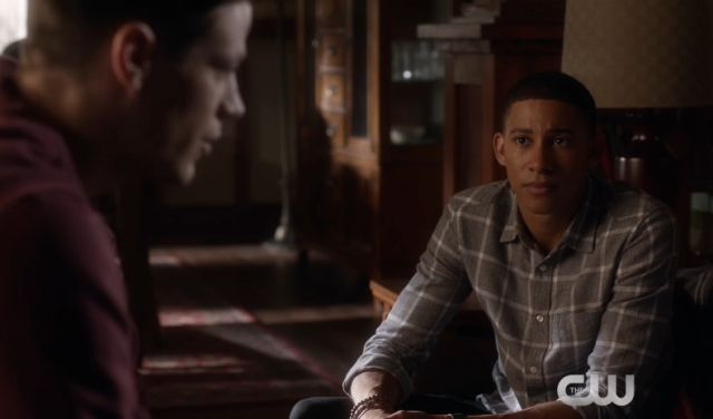 Wally Learns He Was Kid Flash in New Clip from The Flash Episode 3.06