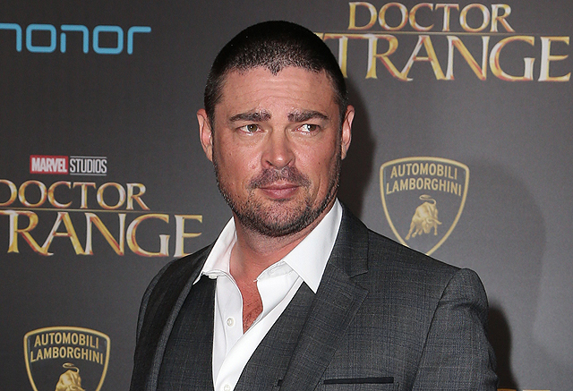 Karl Urban Joins the Action Thriller Entry Level