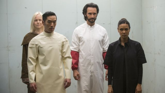 Photos from the Westworld Season Finale Released!