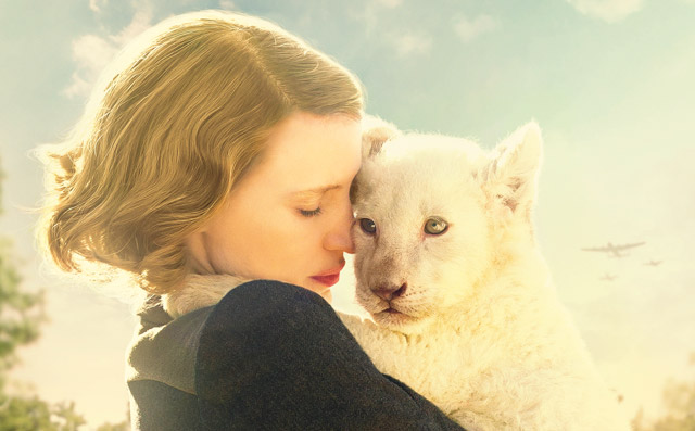 The Zookeeper's Wife Trailer Brings the True Story to Life