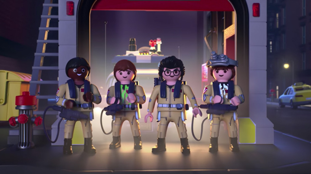 First announced back in June, the PLAYMOBIL Ghostbusters have arrived! Check out an animated short that reveals the new PLAYMOBIL Ghostbusters designs.