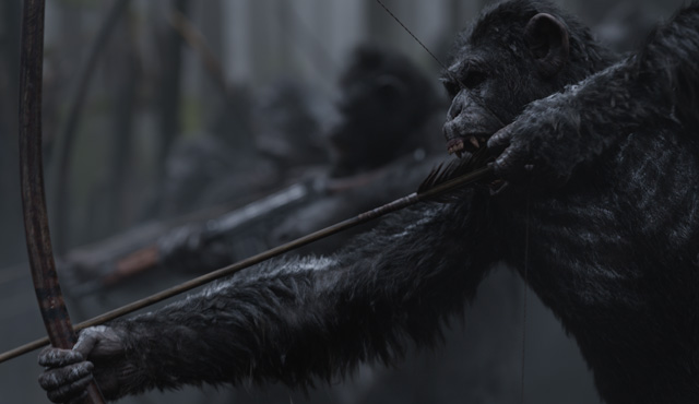 ComingSoon.net Visits the War for the Planet of the Apes Set!