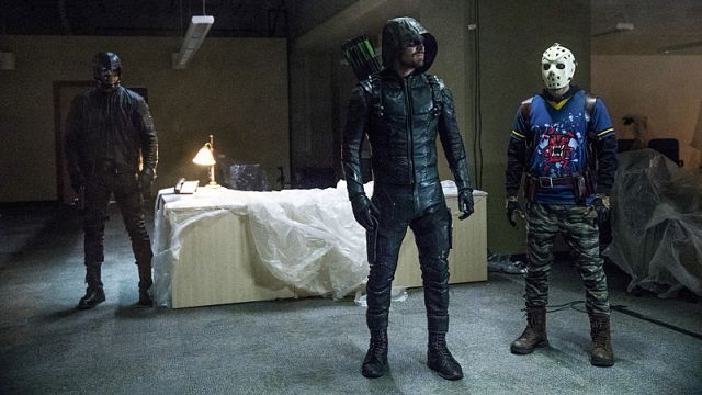 Episode 100 of Arrow Airs Tonight!