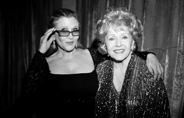 HBO Moves Up Carrie Fisher and Debbie Reynolds Documentary