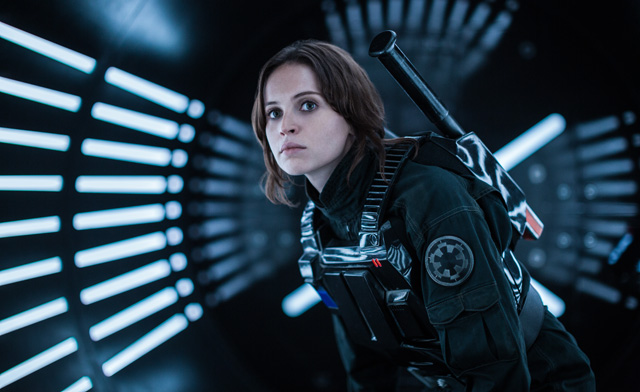 Video: Felicity Jones on Playing Jyn Erso in Rogue One