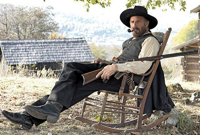 Kevin Costner is Planning Another Epic Western