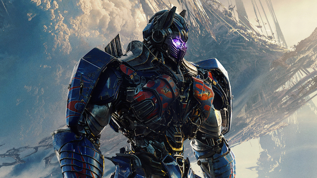 Rethink Your Heroes with New Transformers: The Last Knight Poster