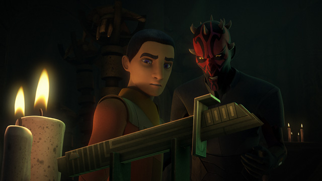 Visions and Voices in New Star Wars Rebels Clip and Images
