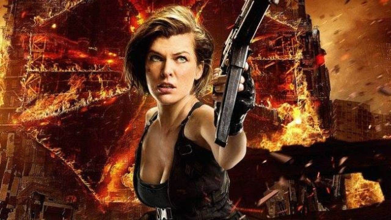 Resident Evil The Final Chapter Character Posters Debut