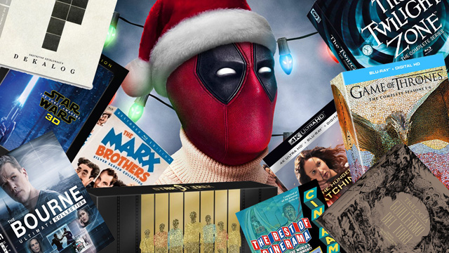 You want a holiday gift guide? Here's the gift guide to end all gift guides!