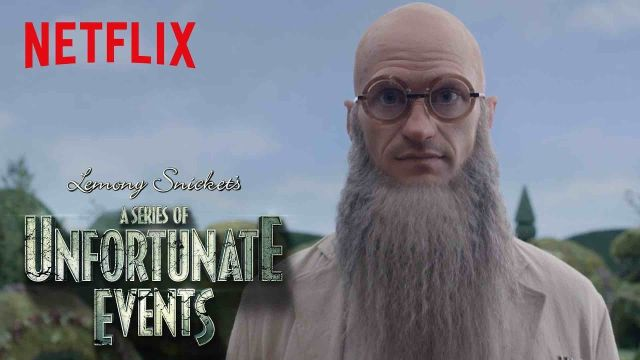 Behind-the-Scenes Featurette for Netflix's A Series of Unfortunate Events