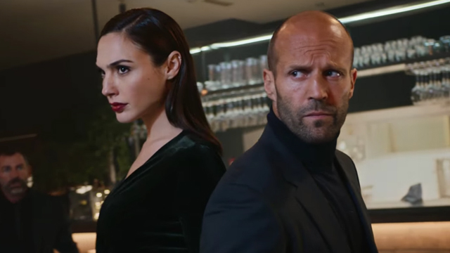 Wix.com has revealed their action heavy 2017 Super Bowl ad and it features stars Gal Gadot (Wonder Woman) and Jason Statham (The Mechanic).