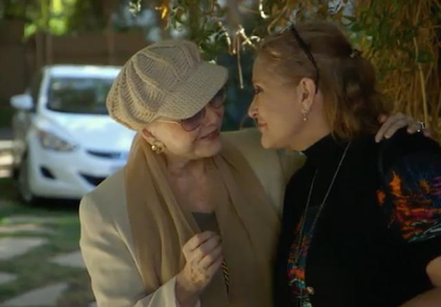 Bright Lights Trailer: The Debbie Reynolds & Carrie Fisher Documentary