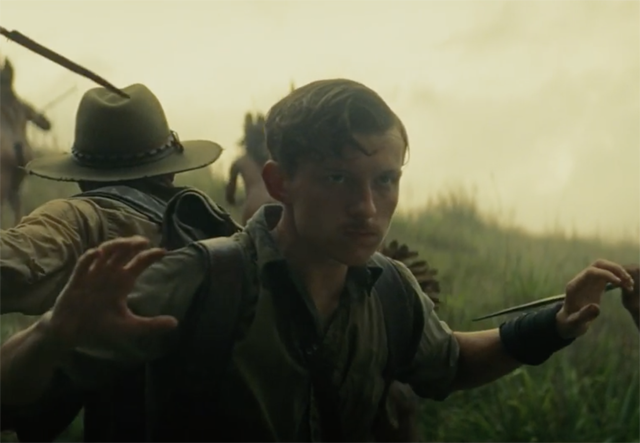New Lost City of Z Trailer With Charlie Hunnam & Tom Holland
