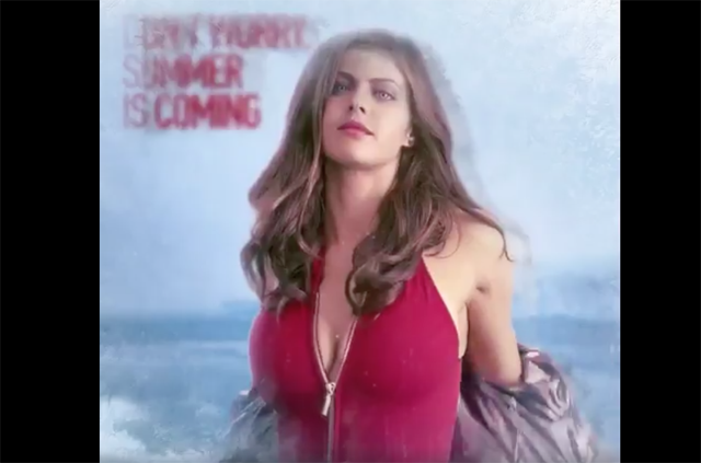 Baywatch Motion Posters Hypnotize You With Their Beauty