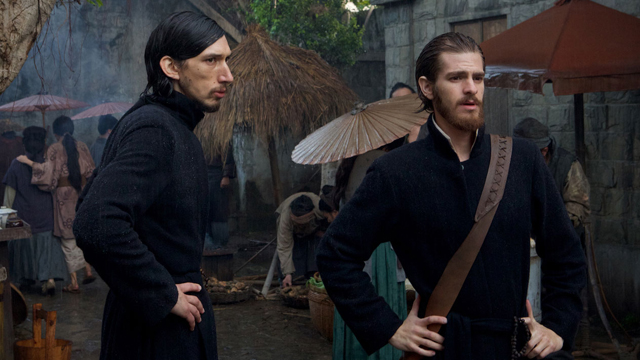 Check out more than 30 new stills from Martin Scorsese's Silence movie.